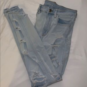 Size 6 regular American Eagle Jeans